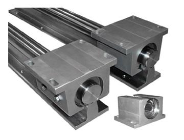 Linear Motion - Shafting, Pillow Blocks, Bearings